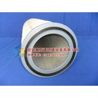 聚酯纤维集尘机除尘滤筒 集尘机无纺布除尘滤筒价格