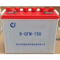 泰盛牌6-GFM-150免维护铅酸蓄电池
