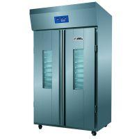 厂家直销不锈钢全自动冷藏醒发箱、32盘保温面团发酵箱赛思达