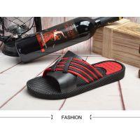 2016夏季新款男式拖鞋pvc防滑耐磨浴室拖鞋厂家直销批发