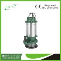 实丰QDX不锈钢潜水电泵