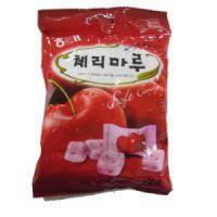 韩国HAITAI海太口香糖经香港中转进口至大陆清关物流渠道