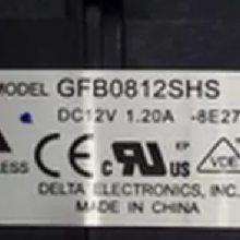 49Y5361 X3650M2 GFB0612SHS DC12V 1.20A 台达服务器风扇