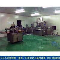 粉体包装机厂家,选郑州天亿,比用工人更省心的粉体包装机厂家