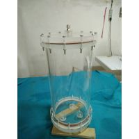 双玉厂家直销有机玻璃 无尘操作箱 密封干燥箱 防尘操作箱无菌箱