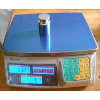 供应上海计数电子秤,3Kg电子秤,6kg电子秤