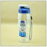 乐扣乐扣运动水杯 便携运动水壶防漏HPP722 乐扣乐扣水杯 手提型运动水杯 无锡团购