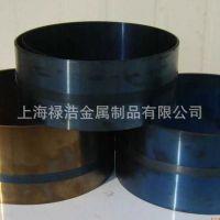 高强度耐疲劳 60Si2Cra 进口/国产弹簧钢带 淬火不锈钢