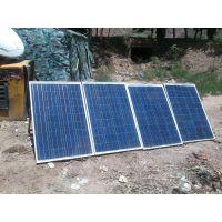 西北兰州的太阳能监控系统,太阳能预测发电机组