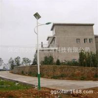 新疆8米路灯厂家 高杆灯 热镀锌灯杆 LED路灯批发