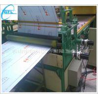 佛山-不锈钢贴膜机(自动切膜式)铝板铜板表面贴膜机 厂家