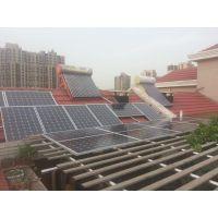 绿色新能源 山西家庭户用太阳能并网发电系统4kw 家用太阳能发电成本