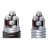 供应齐鲁牌裸铜线多芯交联塑料绝缘聚氯乙炔护套电力电缆价格优惠质量 YJV32 4*25