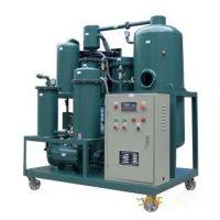 高精密润滑油脱水滤油机
