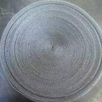 单股多股针织不锈钢滤网 高效气液过滤分离 单股多股针织 安平上善