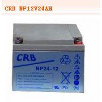CRB蓄电池NP24-12 12V24AH
