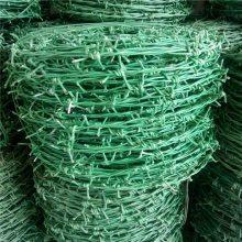 刺绳钢丝网 刺丝价格 刺铁丝价格