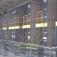 青岛货架厂家供应电动刀具自动夹具层板阁楼货架专用刀具配件仓库