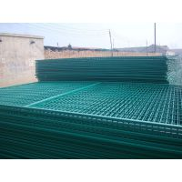 专业生产护栏网 框架护栏网 双边丝护栏网 体育场围网 价格合理 质量保证