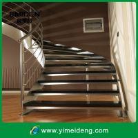 深圳市意美登供应新款YMD-0067室内旋转钢木楼梯
