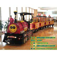 旋转火车 广场趣味儿童游乐设备海洋火车郑州宏德定制