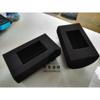 弧形包装内衬海绵/异形包装材料厂家