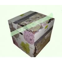 上海彤昶包装材料有限公司 特供 家纺 高品质瓦楞彩箱 SC0145