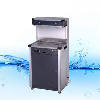 YD-2EA源动力两龙头一开一温不锈钢按钮式标准型节能饮水机