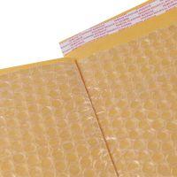 清仓 金黄色打包装加厚防震气泡信封袋邮政快递袋包装袋