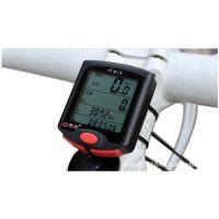 批发 博格尔813 自行车码表 英文版 骑行码表行车夜光 温度 防水