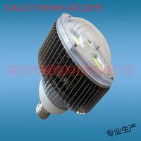 80WLED物流园厂房照明|室内LED80W照明灯罩|工业灯具照明【耀悦】