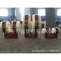 普通型管托(EAK、EAH型):卡箍型管托、焊接型管托 管夹