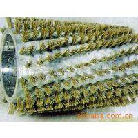 供应钢丝滚刷,研磨刷滚,工业刷,尼龙刷,条刷