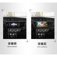 厂家直供2014款丰田雷凌安卓DVD专用导航仪,10.1寸电容屏,直接连接wifi上网