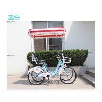 奥威特双人联排自行车,四轮观光车