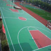 硅PU球场材料厂家 硅PU球场工程造价 硅PU篮球场施工工艺