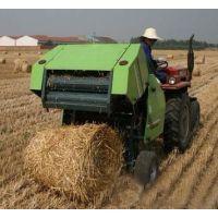 新疆哈密小型打捆机 华圣小麦秸秆捡拾打捆机供应