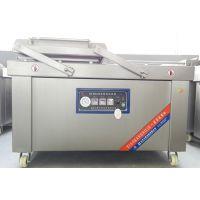 供应山东小康DZ-600/2S型烤肠,双室半全自动给袋式真空包装机