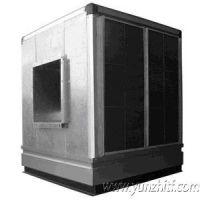 东莞市厂房降温工程,电子厂降温,玻璃钢风机安装,水帘墙清洗