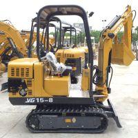 厂家直销1.5吨迷你型挖掘机,价格实惠、质量有保障