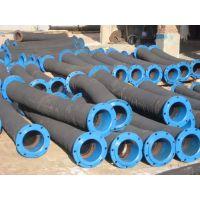 厂家供应 夹布胶管总成,大口径吸排管 大口径耐磨胶管