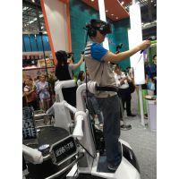 玖的野战排 吧迪乐 9DVR多人对战 VR跑步机