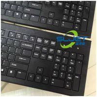 深龙杰键盘打印机高精鼠标图文个性定制uv打印机更高效
