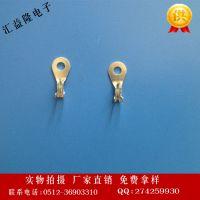 热销 内径3.2mm O型开口接线端子 DJ4311-3.2 环形地环端头