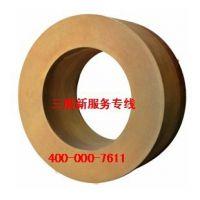 国产1080磨床用无心磨橡胶树脂砂轮