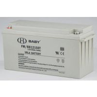 FM/BB12150T鸿贝蓄电池BABY蓄电池2V150Ah/20HR电池厂家直销