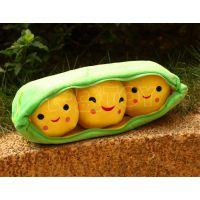 玩具总动员 豌豆 荷兰豆 公仔 毛绒玩具