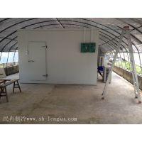 浙江建造一个冷库需要投资多少钱?