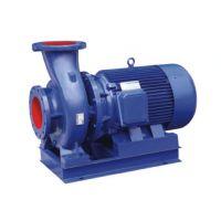 卧式管道泵厂家直销 ISW80-160B型管道泵报价