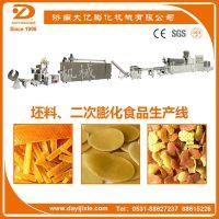 济南大亿机械DLG系列薯类螺旋、贝壳、方管、圆管坯料食品生产线
